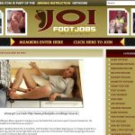 Best JOI Footjobs
