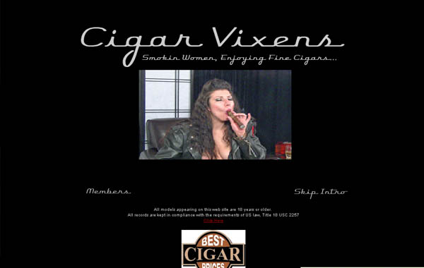 Download Cigarvixens.com