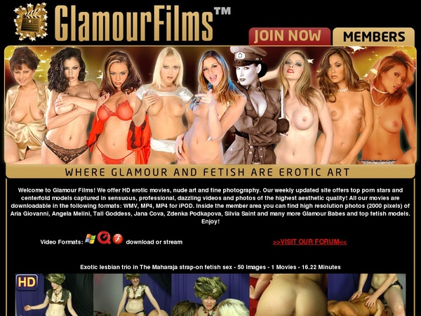 Glamour Films Login Pass